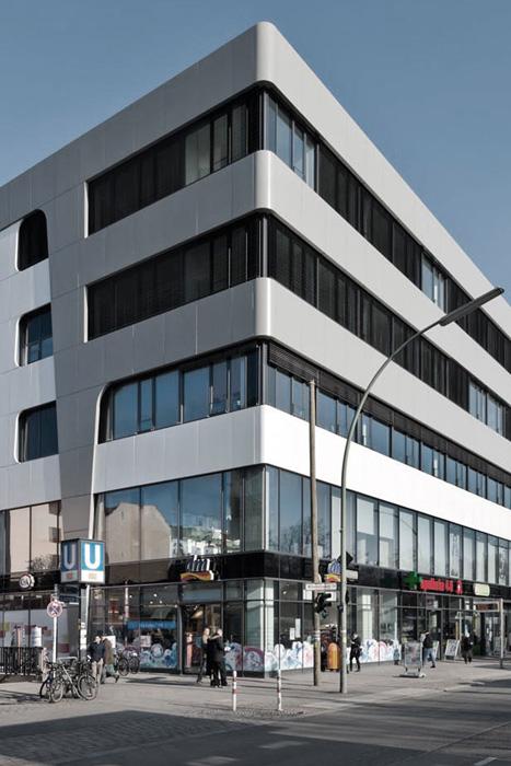 Hertie Kaufhaus Berlin © Büro Thomas Müller, Architektur, Innenarchitektur, Messebau