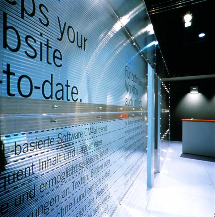 CMAG Messestand © Büro Thomas Müller, Architektur, Innenarchitektur, Messebau